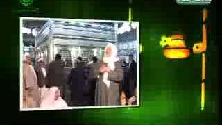 مدح مصري رائع في مقام الحسين (ع)