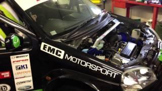 Part-Box.com  Ignis Sport 1.8cc Big Bore engine build 1st start up  20/09/13
