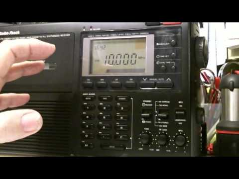 TRRS #0089 - Radio Shack DX-392 Shortwave Radio