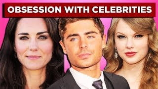 Why Are People So Obsessed With Celebrities? Pop Culture, Celebrity Gossip, Hollywood Worship