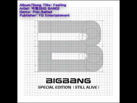 Big Bang - Feeling