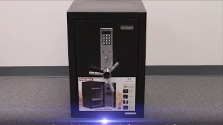 First Alert 2484DF Electronic Security Safe
