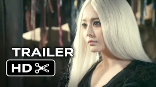 White Haired Witch Official Trailer 1 (2015) - Bingbing Fan Movie HD