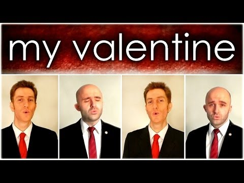 My Valentine (Paul McCartney) - Barbershop Quartet (A Cappella)