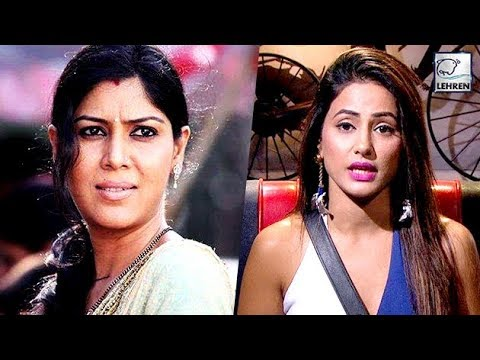 Hina Khan INSULTS Sakshi Tanwar And Gauahar Khan | Bigg Boss 11 thumbnail