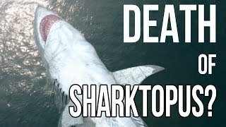 DEATH OF SHARKTOPUS? SHARKTOPUS VS. PTERACUDA (2014) Official Clip