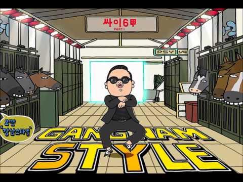 Oppa Gangnam Style - Psy video