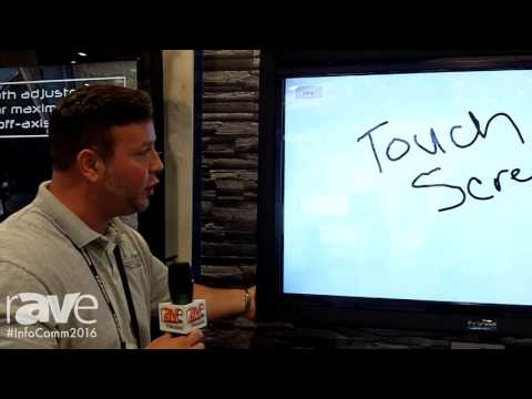 InfoComm 2016: The TV Shiel Demos The TV Shield Pro Lite