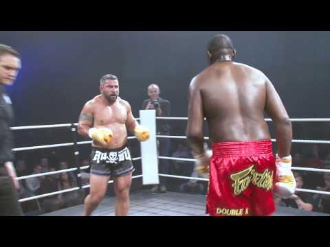 Ogun VS Shafiq, Super Heavyweight K1. ALL NEW Stand and Bang, 28th October 2016