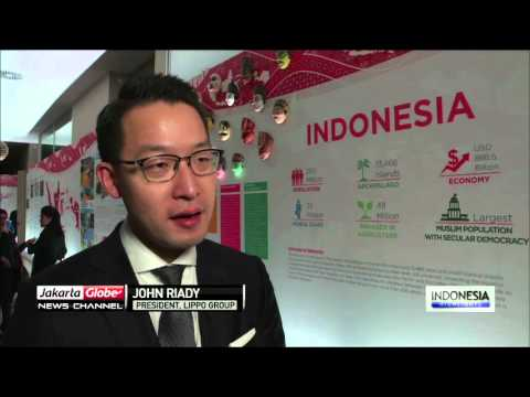 John Riady: Indonesia Has an Important Voice