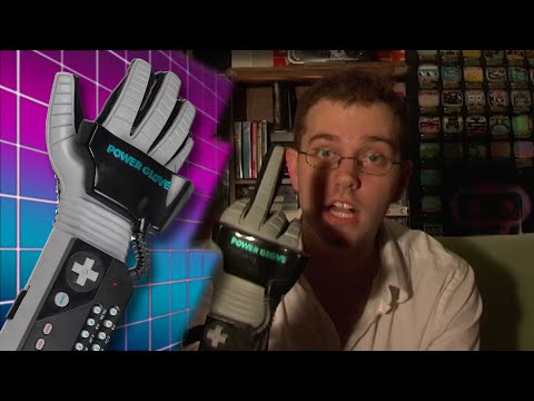 The Power Glove - Angry Video Game Nerd - Episode 14