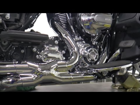 J&P Cycles Review of the Vance & Hines Power Duals Exhaust