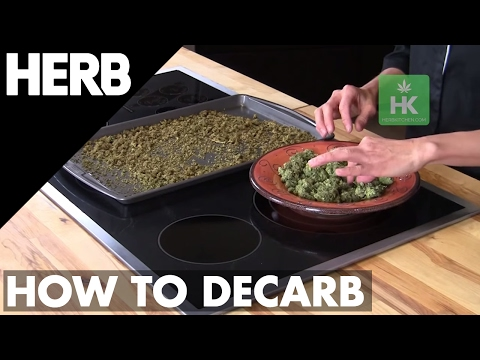 How to Decarboxylate Cannabis   Chef Melissa Parks