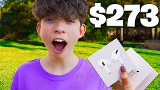 Giving Airpods Pro to My Family if they Answer CORRECTLY!