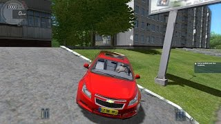City Car Driving 1.4.1 Chevrolet Cruze