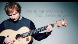 download lagu Ed Sheeran Photograph Letra gratis