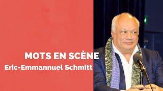 Mots en scène - Eric-Emmanuel Schmitt streaming