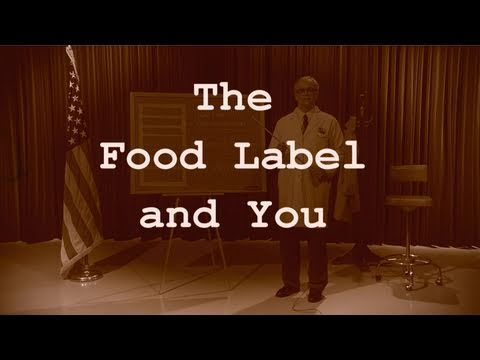 The Food Label and You