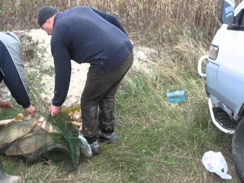 рыбалка в одесском районе