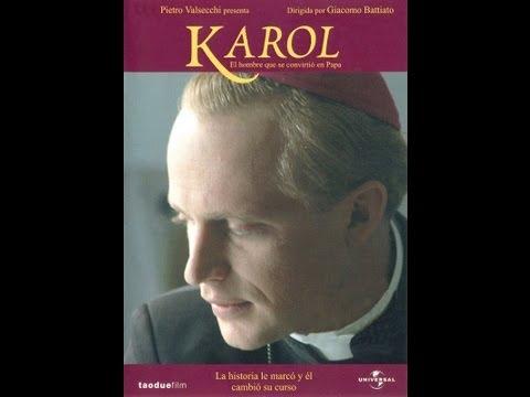Karol El hombre que se convirtió en Papa. película completa