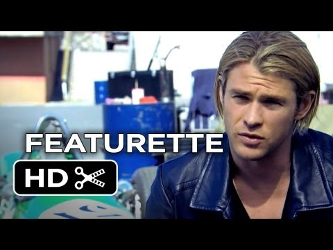 Rush Featurette – On Set with Chris Hemswoth (2013) – Ron Howard Movie HD