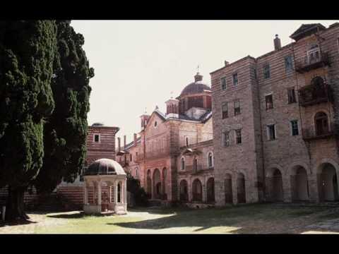 byzantine hymns 2h (second part) greek orthodox chant