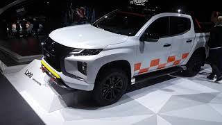Mitsubishi L200 (Triton) Walkaround | Geneva Motor Show 2019