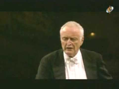 Carlos Kleiber - Brahms Symphony No.4 (2nd mov./second part)