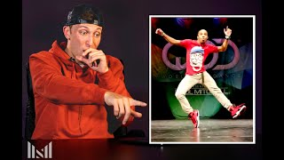 PROFESSIONAL DANCER REACTS TO VIRAL DANCE VIDEOS