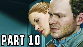 Quantum Break Gameplay Walkthrough Part 10 - On The Loose (XB1 1080p HD)