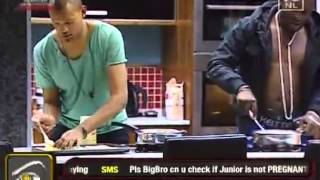 Daybreak  Sleeping In   Big Brother Africa StarGame   Africa's Top Reality TV Show 1