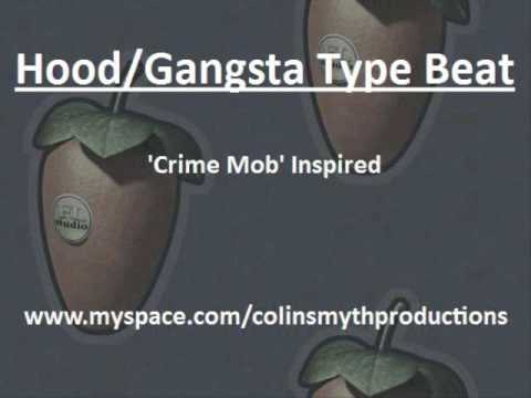 Hood/Gangsta Type Beat - FL Studio
