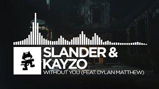 Slander Kayzo Without You Feat Dylan Matthew Monstercat Release