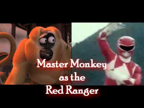 Mighty Morphin Kung Fu Rangers