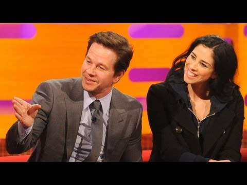 MARK WAHLBERG: Flipping the Red Chair... Again & Again! (The Graham Norton Show)