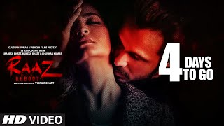 RAAZ REBOOT4 Days To Go (In Cinemas) |  Emraan Hashmi, Kriti Kharbanda, Gaurav Arora | T-Series