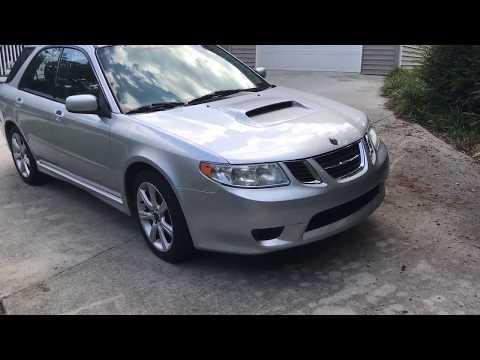 2005 Saab 9-2x Aero Review. A Better WRX