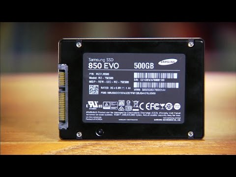 Samsung SSD 850 Evo solid-state drive is a keeper