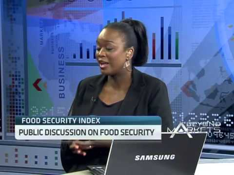 Global Food Security Index with Craig Binetti