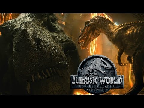 What's The) Name Of The Song: Jurassic World - Trailer 2