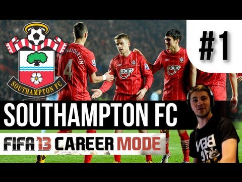 FIFA 13 | Southampton Career Mode - FINANCIAL TAKEOVER!!! #1