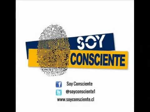 Soy Consciente PROMO- Paz Bascuñan.