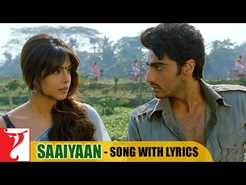 Lyrical: Saaiyaan - Full Song With Lyrics | Gunday | Arjun Kapoor | Priyanka Chopra