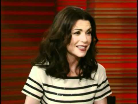 Julianna Margulies on Regis & Kelly 09/20/10