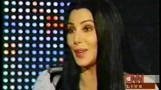 Cher - Larry King Live (1999) Part 1