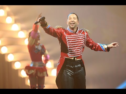 Dj Bobo - Circus Tour 2014 - Freedom (official Clip Taken From: Circus) video
