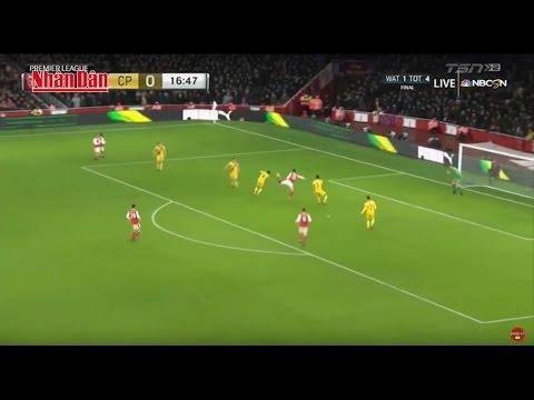 Tin Thể Thao 24H Hôm Nay (7h - 2/1): Giroud Lập Siêu Phẩm - Arsenal Thắng Nhẹ Crysta Palace | tin the thao 24h hom nay