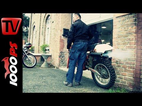 KOTs Klassiker: KTM MC 495 Zwei-Takt Start-Up