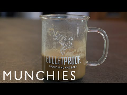 MUNCHIES Presents: Biohacking With Bullet Proof Coffee Creator