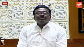 TRS MLA Puvvada Ajay Kumar Speech about Telangana Assembly Speaker Pocharam Srinivas Reddy